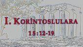I Korintuslulara 15_1