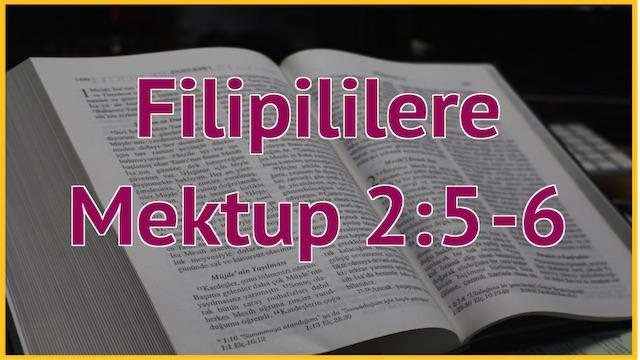 10 Filipililere 2:5-6