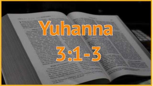 11 Juhanna 3:1-3