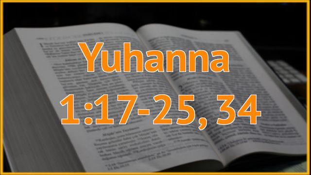 4 Juhanna 1:17-25
