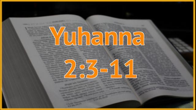 8 Juhanna 2:3-11