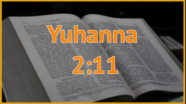 9 Juhanna 2:11